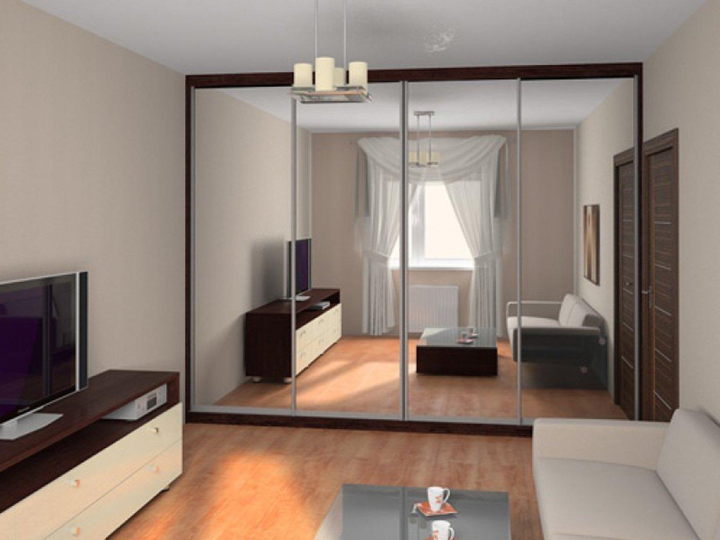 Как обустроить маленькую комнату: идеи дизайна, мебель, фото.