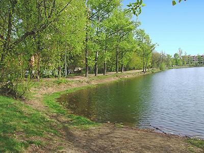 Люберецкий район в числе лидеров по благоустройству новых официальных мест для купания.